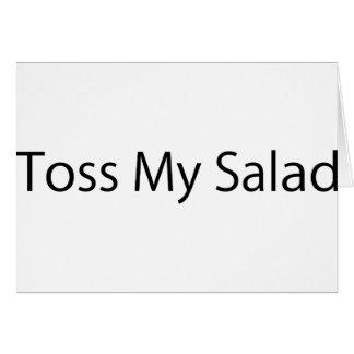 Toss My Salad Cards
