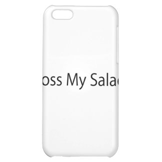 Toss My Salad Case For iPhone 5C