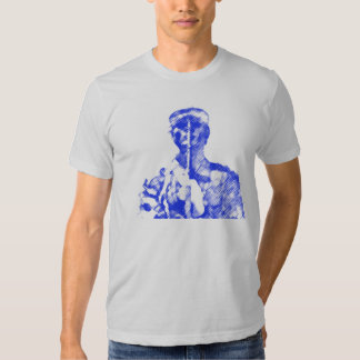tossing about animals t-shirt