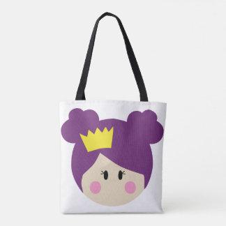 Tot Bag - Pink and Purple!