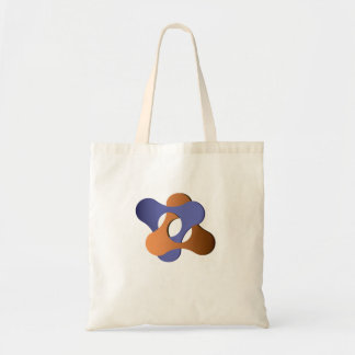 Tot Bag with Spinner Design