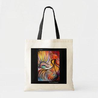 Totable Art by Metaphorphosis ~ Vivid Roots