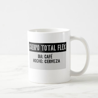 Total body Flex Coffee Mug