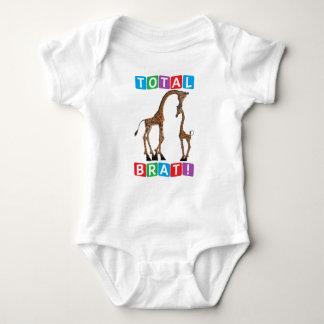 Total Brat Baby Bodysuit