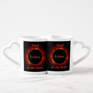 Total eclipse of the heart mug set