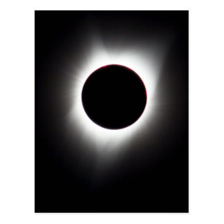 Total Eclipse Postcard