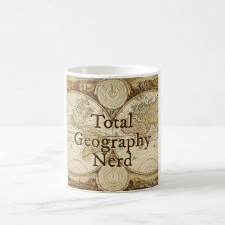 Total Geography Nerd mug