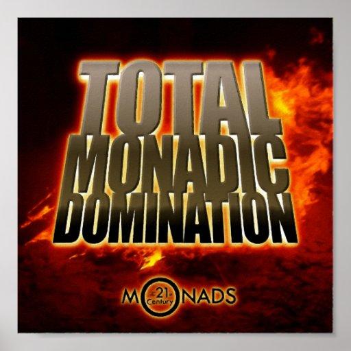 Total Monadic Domination Print