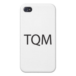 Total Quality Management ai Covers For iPhone 4