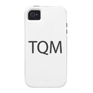 Total Quality Management ai iPhone 4/4S Case