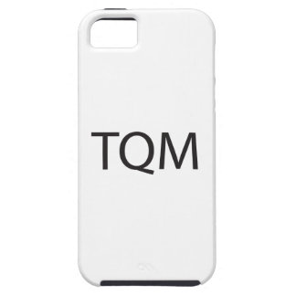 Total Quality Management ai iPhone 5 Cases
