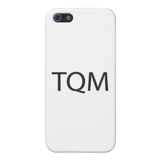 Total Quality Management ai iPhone 5 Cover