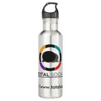 Total Social Waterbottle 710 Ml Water Bottle