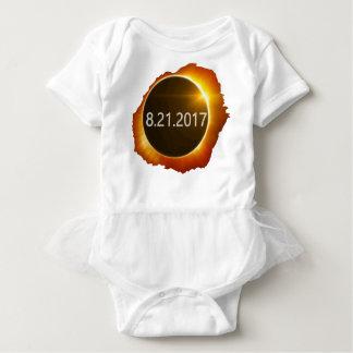 Total-Solar-Eclipse2 Baby Bodysuit