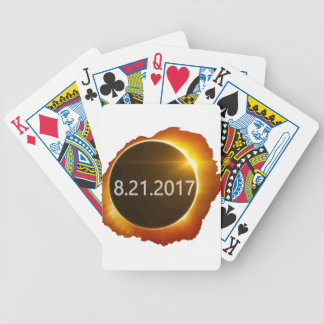 Total-Solar-Eclipse2 Bicycle Playing Cards