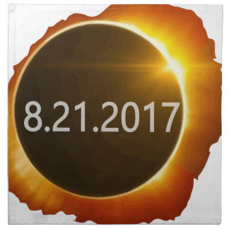 Total-Solar-Eclipse2 Napkin