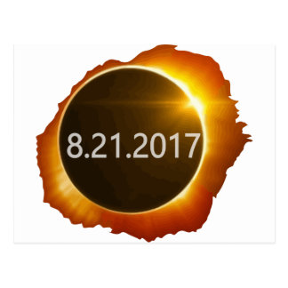 Total-Solar-Eclipse2 Postcard