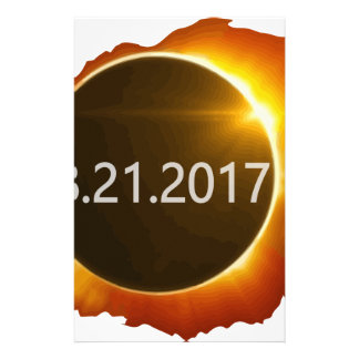 Total-Solar-Eclipse2 Stationery
