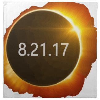 Total-Solar-Eclipse3 Napkin