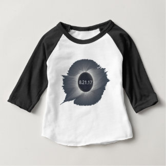 Total-Solar-Eclipse6 Baby T-Shirt