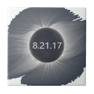 Total-Solar-Eclipse6 Ceramic Tile