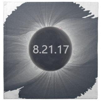Total-Solar-Eclipse6 Napkin