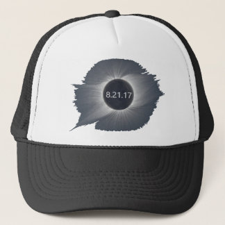 Total-Solar-Eclipse6 Trucker Hat