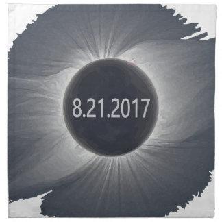 Total-Solar-Eclipse7 Napkin