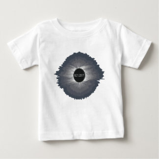 Total-Solar-Eclipse9 Baby T-Shirt