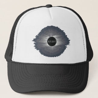 Total-Solar-Eclipse9 Trucker Hat