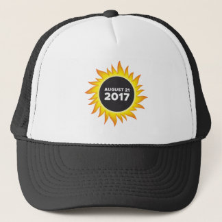 Total Solar Eclipse - 08.21.2017 Trucker Hat