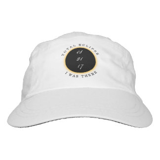 Total Solar Eclipse 2017 I Was There Hat