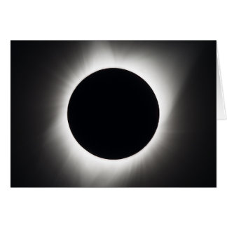 Total Solar Eclipse - Aug. 21, 2017 Card