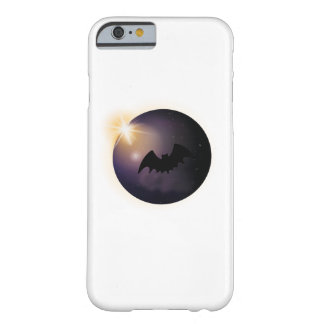 Total Solar Eclipse August 21 2017  Funny Bat Barely There iPhone 6 Case