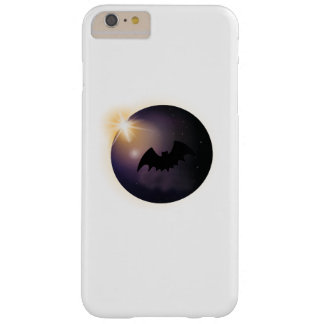 Total Solar Eclipse August 21 2017  Funny Bat Barely There iPhone 6 Plus Case