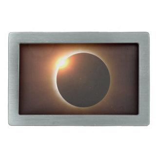 Total Solar Eclipse Belt Buckle