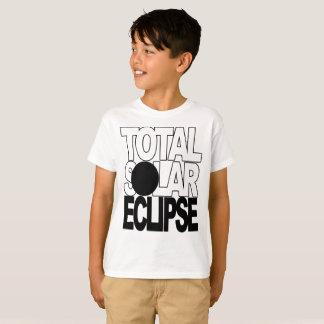 Total Solar Eclipse Cool Kids  Series T-Shirt