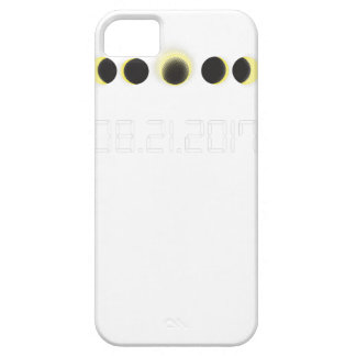 Total Solar Eclipse Cycle iPhone 5 Case