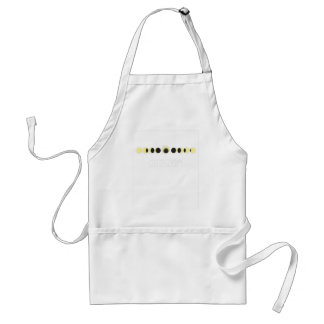 Total Solar Eclipse Cycle Standard Apron