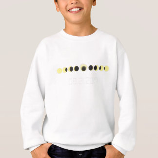 Total Solar Eclipse Cycle Sweatshirt