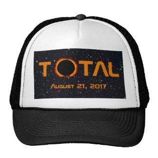 Total Solar Eclipse Event Cap