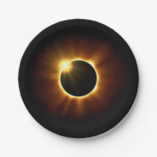 Total Solar Eclipse - Plates