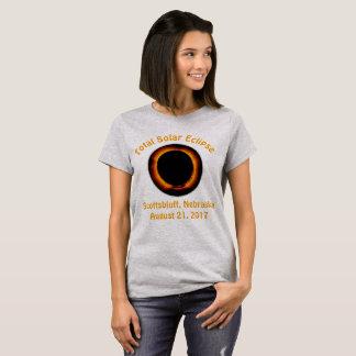 Total Solar Eclipse (  Scottsbluff, Nebraska ) T-Shirt