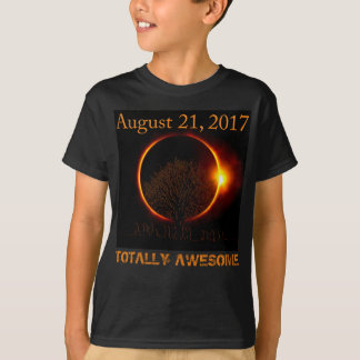 Total Solar Eclipse Totally Awesome Custom Shirt