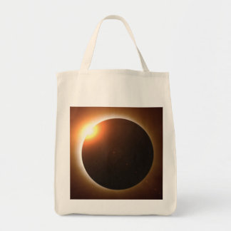 Total Solar Eclipse Tote Bag