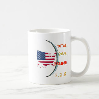 Total Solar Eclipse U.S.A. Aug 21st. Coffee Mug