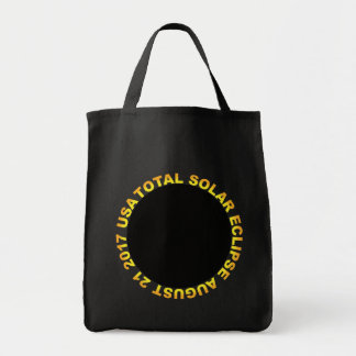 Total Solar Eclipse USA 2017 Tote Bag