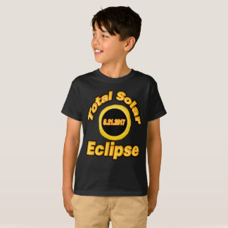 Total Solar Eclipse v2 T-Shirt