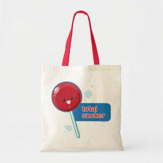 Total Sucker... Tote Bag