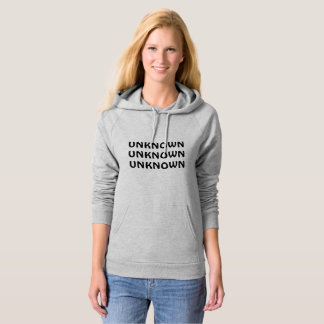 TOTAL Unknown Casual Fleece Pullover Hoodie